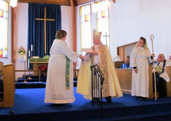 Welcoming Rev. Tanya